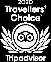 Scelta dei viaggiatori su Tripadvisor